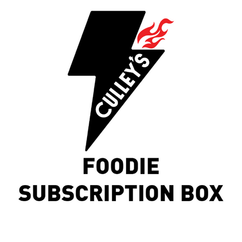Culley's Foodie Subscription Box