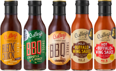 Culley's BBQ Gift Pack