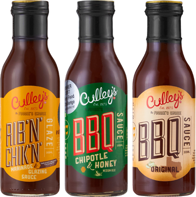 Culley's Full Set BBQ Sauce