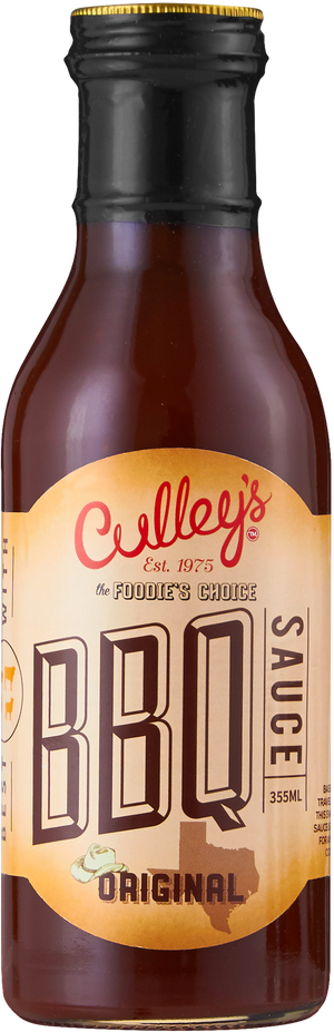 Culley's Original BBQ Sauce 355ml