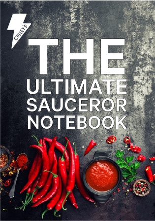 The Ultimate Sauceror Notebook
