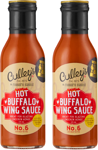 ORG Twin Culley's Buffalo Wing HOT