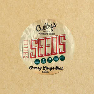 Culley's Cherry Large Hot Chilli Seeds