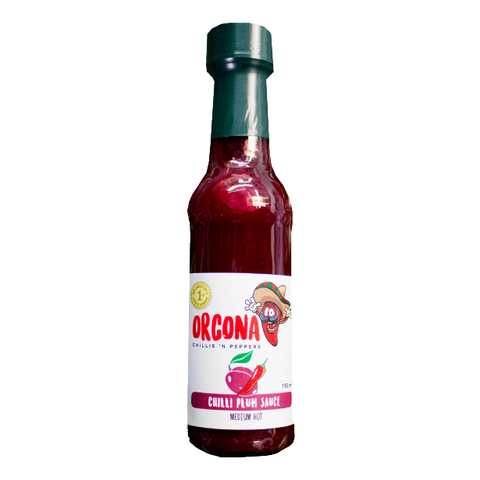 Orcona Chilli and Plum Sauce