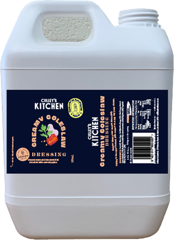 Culley's Kitchen Creamy Coleslaw Dressing 2 Litre