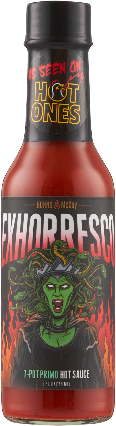 Burns & McCoy Exhorresco