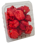Fresh Carolina Reapers (red) 100g