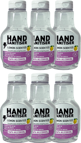 Culley's Hand Sanitiser 6 Pack