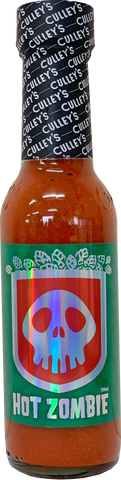 Culley's x EPIC Hot Zombie Hot Sauce