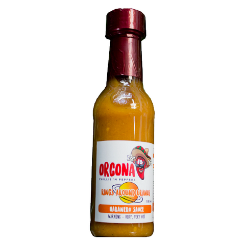Orcona Rings around Uranus Habanero Sauce