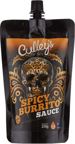 Culley's Spicy Burrito Sauce 250ml