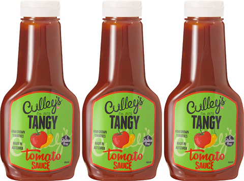Culley's Tangy Tomato Sauce 3 PACK