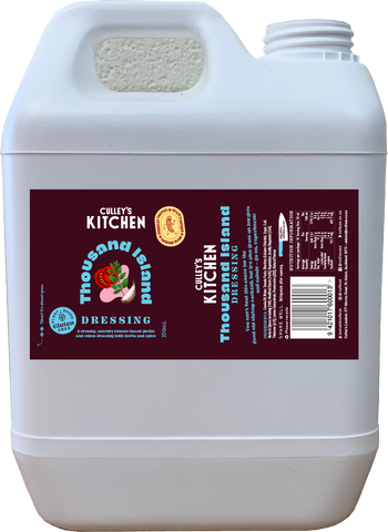 Culley's Kitchen Thousand Island Dressing 2 Litre