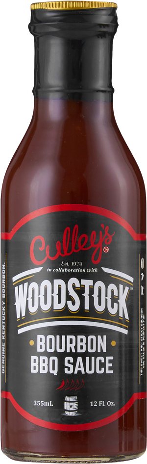 Culley's Woodstock BBQ Sauce 355ml