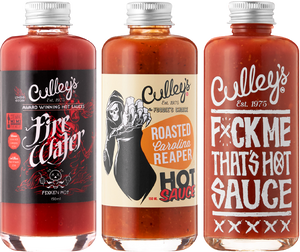 Culley's XXXHot Gift Box