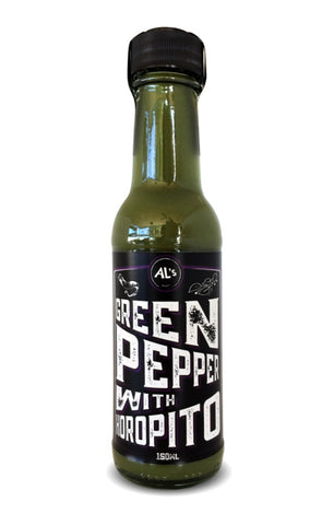 AL's Green Pepper with Horopito