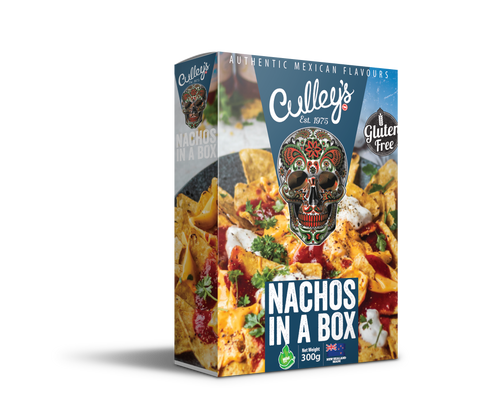 Culley's Nachos In A Box