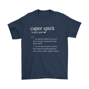Caper Spirit Definition Gildan T-shirt