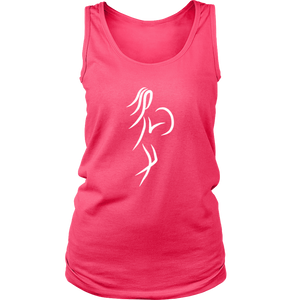 Womens Drummer Girl Tank