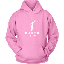 Release Your Caper Spirit Hoodie - Dancer