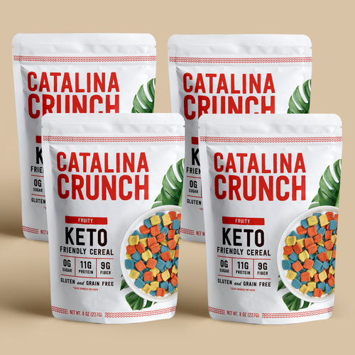 Catalina Crunch Fruity Cereal (4-Pack)