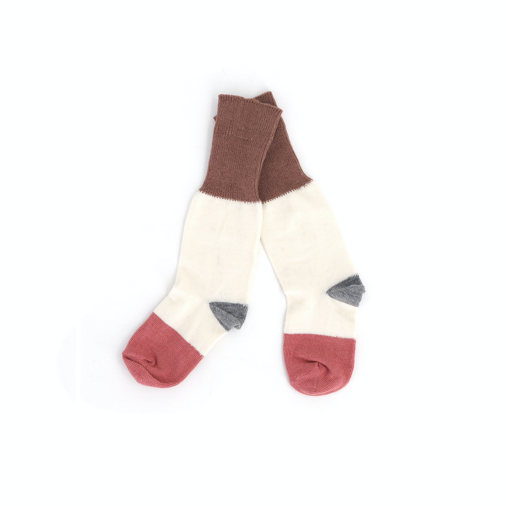 chaussettes adorablement responsable ROSEWOOD