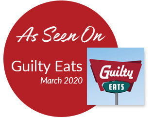 See Epic Gourmet Popcorn's Feature on Guilty Eats