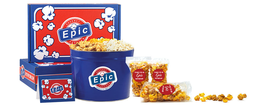 Epic Gourmet Popcorn Services