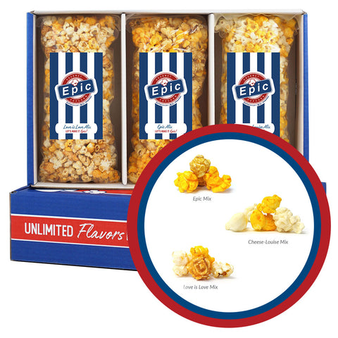 Epic Gourmet Popcorn You're the Best Popcorn Gift