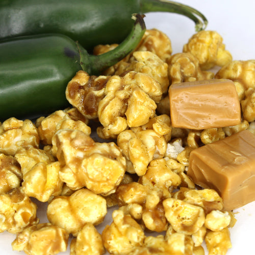 Epic Spicy Mix (Caramel & Jalapeno) Popcorn