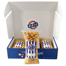 Load image into Gallery viewer, Epic Gourmet Popcorn - Pick Flavors - Inside Box View