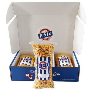 Epic Gourmet Popcorn - Pick Flavors - Inside Box View