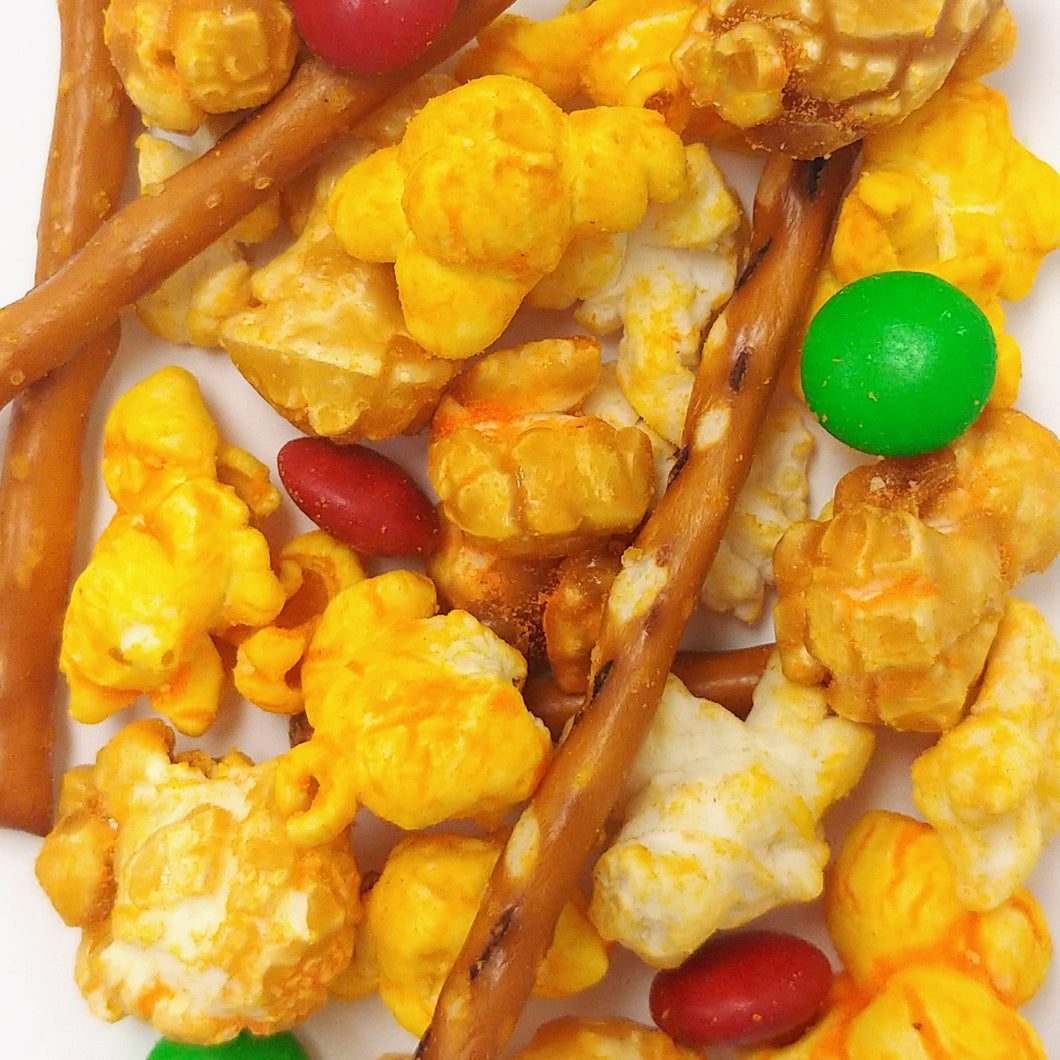 Epic Holiday Trail Mix Gourmet Popcorn