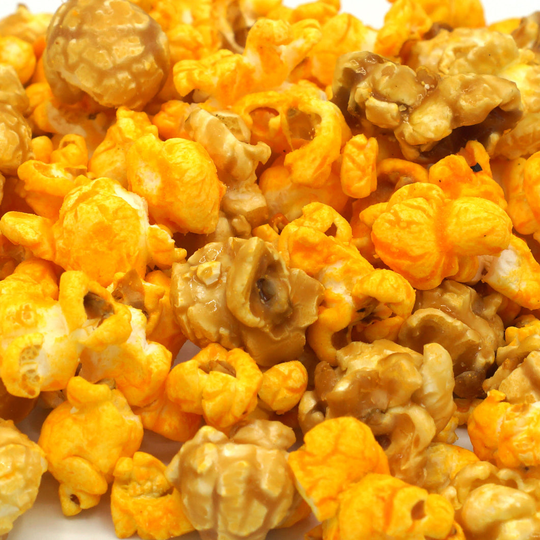 Epic Mix (Caramel & Cheese) Popcorn