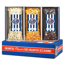 Load image into Gallery viewer, Thank You Popcorn Box Personalized Gift Set