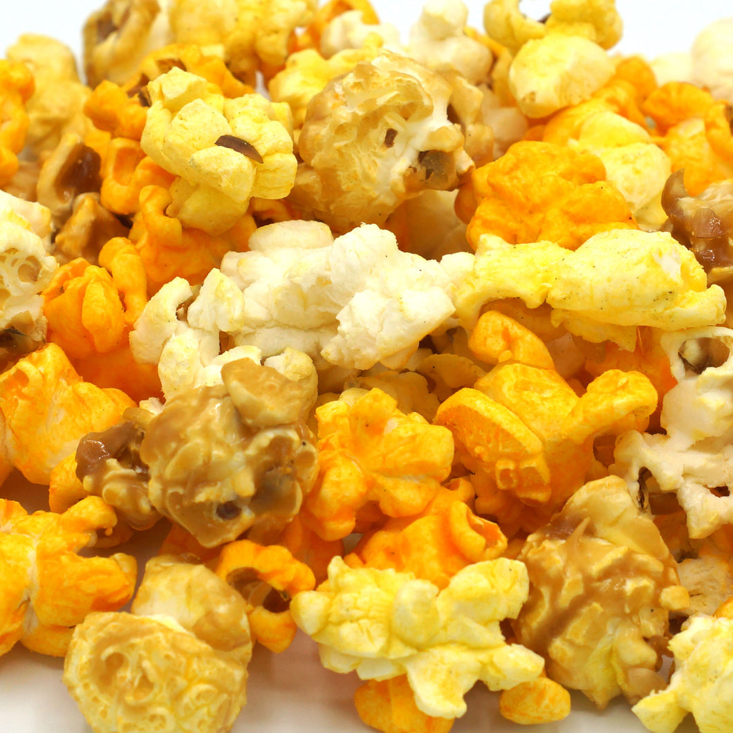 Epic Wild Mix (Butter, Cheese, & Caramel) Popcorn
