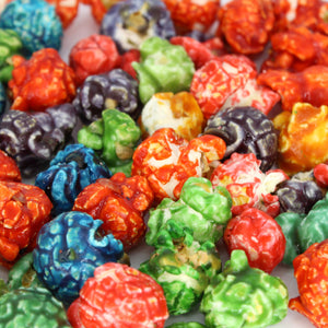 Fab N' Fruity Epic Gourmet Popcorn - close up of kernels
