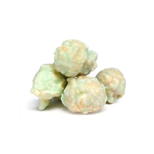 Shamrock White Chocolate Gourmet Popcorn