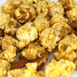 Epic Toffee Almond Popcorn
