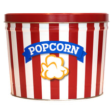 Load image into Gallery viewer, 2 Gallon Epic Popcorn Tin