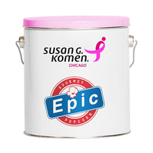 Load image into Gallery viewer, Susan G. Komen Tin - 1 Gallon