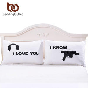 BeddingOutlet Gunners Body Pillowcase Cool and Cozy Pillow Cover New Year Gifts for Home Soft Pillow Cases 2Pcs 50cmx75cm Hot