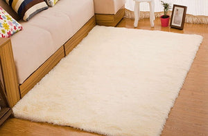 Living room/bedroom Rug Antiskid soft 150cm * 200 cm carpet modern carpet mat purpule white pink gray 11 color