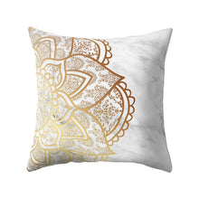 Load image into Gallery viewer, Urijk 1PC Bohemian Boho Cover Decorative Pillowcase Floral Cushion Pillow Case 45*45cm Neck Travel Pillow Cover Dropshipping