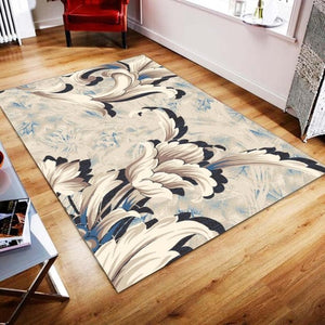 Zeegle Carpet Rugs For Living Room Area Rug Floor Mat Bedroom Modern Yoga Carpet Large Carpet For Baby Home Decor
