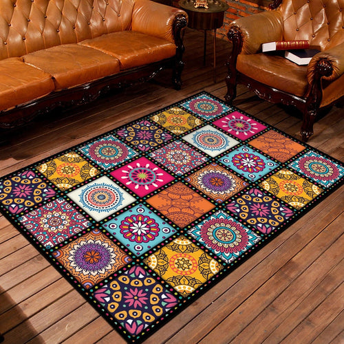 Modern Home Mat Room Area Rug Floor Carpet For Living Room Bedroom Large Trellis Cat Tapete Para Sala Alfombra Tapis Salon