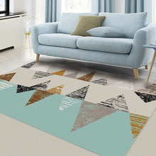 Load image into Gallery viewer, LOUTASI Nordic Style Geometric Carpet for Living Room Anti-Slip Soft Kids Bedroom Floor Mats Doormat Large Size Home Area Rugs