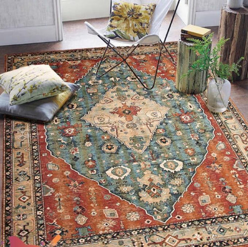 140*200CM Large Morocco Style Kilim Soft Carpets For Living Room Bedroom Rugs Home Carpet Floor Door Delicate Area Rug Fashion