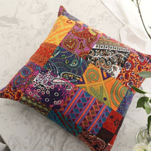 Load image into Gallery viewer, New Cushion Cover Vintage Bohemian Middle Eastern Cotton Hemp Pillow Decorative Cushion Cover Without Core Home Decoration