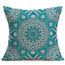 Load image into Gallery viewer, sofa decorative cushions  New Bohemian Pattern Throw Pillow  Car Cushion Pillowcase Home Decor  C0611
